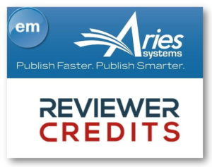 ReviewerCredits Aries EditorialManager Partnership